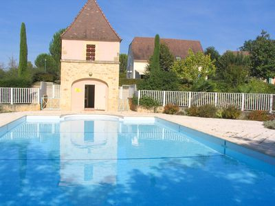 Photo for house in small holiday residence near the Dordogne