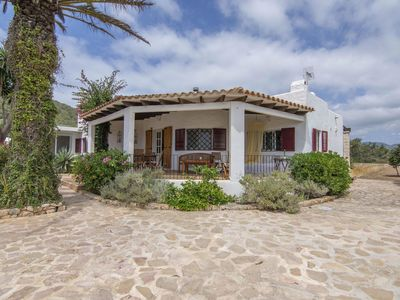 Photo for Spectacular Holiday Home in Sant Josep with Swimming Pool