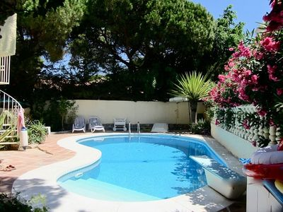 Photo for Villa Patate , 4 Bed villa with Private Pool and aircon in Elviria,Marbella