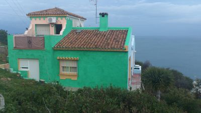 Photo for Rustic house on the ontana with sea view