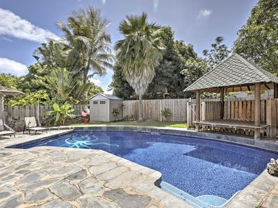 Photo for NEW! Kailua Studio - Minutes from the Beach!