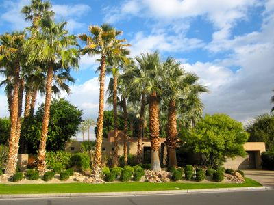 Photo for Classic desert retreat and pool home in the heart of Indian Wells