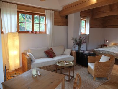 Photo for Apartment in the countryside (Modautal)