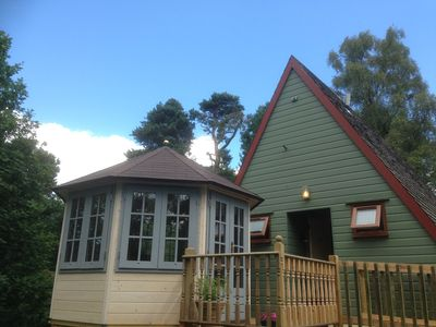 Photo for SCARABEN -  a traditional lodge that sleeps 5 guests  in 2 bedrooms