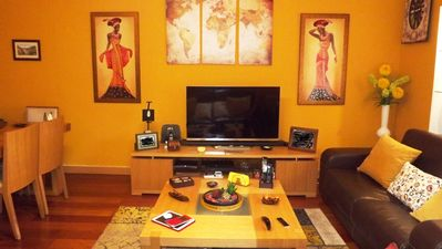 Photo for Luxury Apartament in Corcovada Park with aircon / wi-fi and cable tv