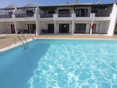 Photo for Wonderful Apartment In Puerto Del Carmen With Shared Pool, Free Wifi