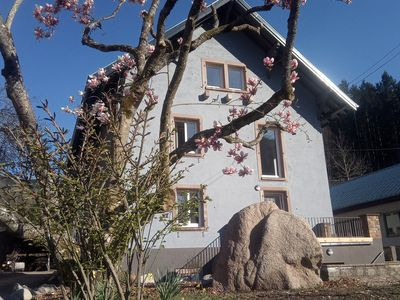 Photo for The Hohneck villa for 15 pers, 7 bedrooms, 4 bathrooms, sauna, wifi, petanque