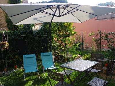 """Photo for """"A Ca der Ninth"""" - apartment with garden close to the Cinque Terre"""
