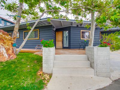 Solana Beach Tree House- Culdesac and Great for Families