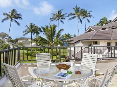 Photo for Kahala 721: 2 BR / 1 BA condo in Koloa, Sleeps 6