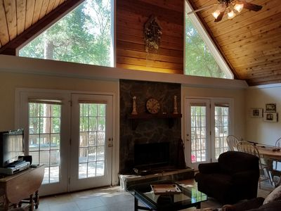Country Lake Cabin On Oconee Buckhead