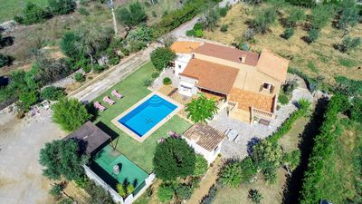 Photo for Maria - Very nice holiday home on a large plot with private pool