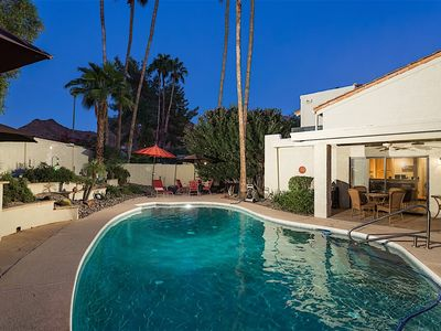 Photo for Phoenix Charm - Centrally Located 5 Bedroom with Heated Pool