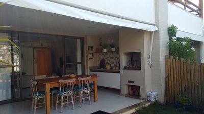 Photo for Vilage duplex with 115m2 with 3 bedrooms (2 suites) in gated community.