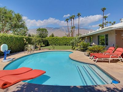 Photo for Mt San Jacinto  backdrop  Only minutes from Downtown Palm Springs Permit 6868