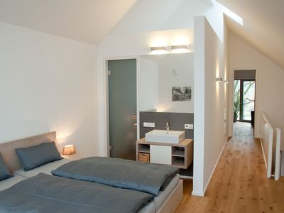 Photo for Noble **** apartment with direct Schleiblick