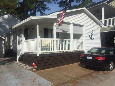 Photo for Ocean Lakes, 3 Bedroom/2 Bath, Beach Cottage