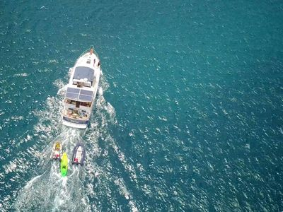 Photo for Private Motor Yacht Charter Grenada-Grenadines