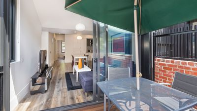 Photo for 3BR Townhome Vacation Rental in Carlton, VIC