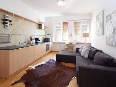 Photo for Unique bright flat near the centre of Prague JUST LISTED