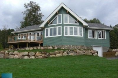 Photo for A Lakeshore Cottage Built 2008 With Own Beach