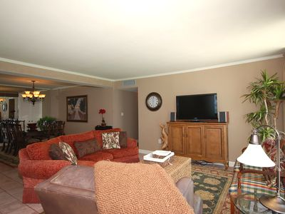 Photo for SPRING DISCOUNT!! Shoreline Towers Unit 1081- 3 Bdr/2 Bath Beach Front Rental
