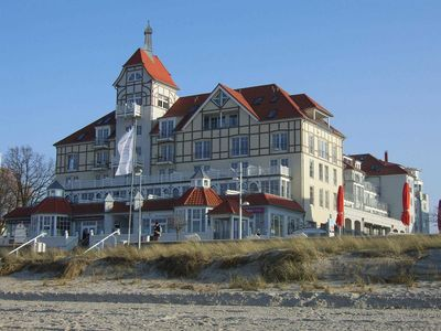 Photo for Haus Meeresblick in the Ostseeallee (object 28) - sea view - 28-516 with W-LAN