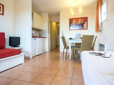 Photo for Village Pierre & Vacances Pont Royal in Provence *** - Apartment 2 rooms 4/5 people Standard