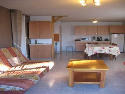 Photo for Apartment Savines-le-Lac, 1 bedroom, 4 persons