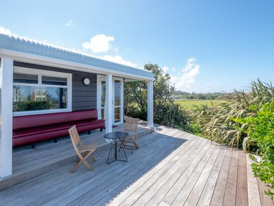 Photo for Hectors Hideaway - Sea and Beautiful Sunset Views