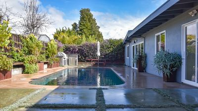 Photo for Gorgeous, Modern Home w/ Pool In Mill Valley!