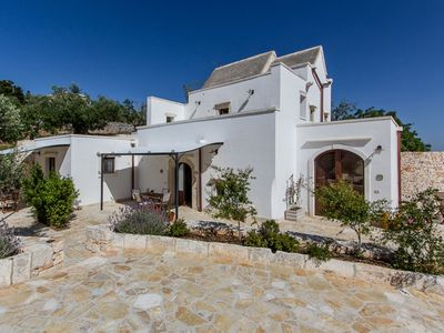 Photo for Villa with private pool in Martina Franca