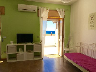 Photo for Apartment Lucia 150m from the beach