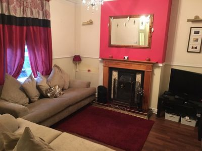 Photo for Smoked Kipper Cottage, Pet Friendly 3 Storey Terraced House 10 min from Harbour!