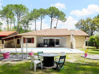 Photo for Vacation home Brassens  in Vieux - Boucau, Aquitaine - 8 persons, 4 bedrooms
