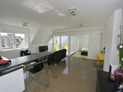 Photo for New, Modern, Architect-Designed Penthouse Loft With 2 Outdoor Roof Terraces