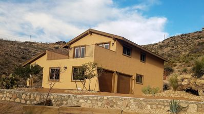 Photo for Canyon Vista Home, exclusive neighborhood with magnificent views of White Sands
