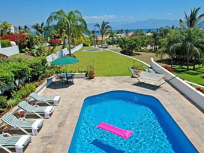 Photo for Casa Parota at La Puntilla with Private Pool - 3+ bedrooms + 3 bathroom