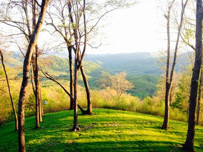 Photo for The High Carolew Over Brevard:A Scenic Mountain Escape b/t Asheville & Cashiers