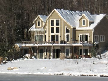 Canaan Valley Lakefront Home - Ski Season is Right Around The Corner!