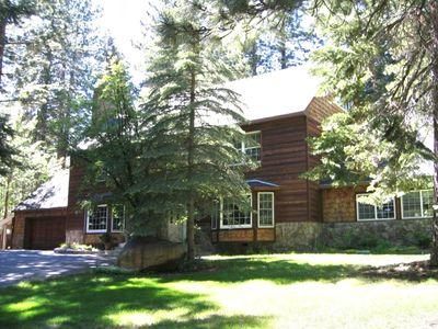 Photo for 5 BR - 5000 Sq. Ft. Home - By Golf Course & Skiing in Beautiful Incline Village