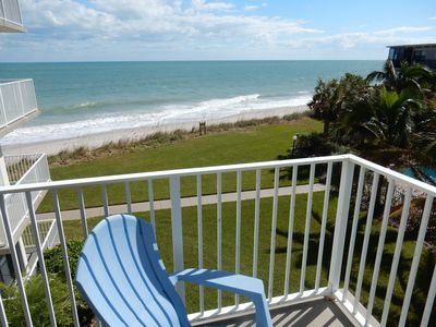Photo for Florida, Vero Beach - right on the beach, sea views, pool, WiFi