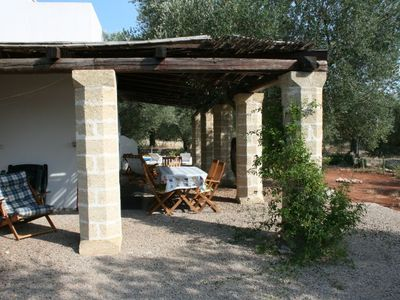 Photo for 3BR Country House / Chateau Vacation Rental in Parabita, Lecce
