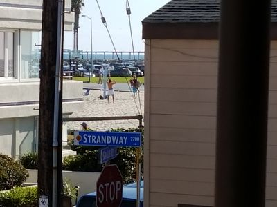 Photo for Charming 2B/1ba South Mission, Ocean View Deck! 50 steps to Ocean!