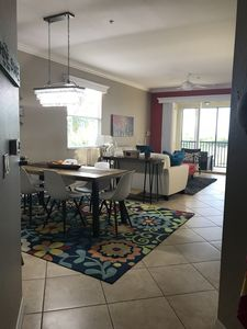 Renovated in 2018 - all new furnishings - 2 bed / 2 bath with den - end unit