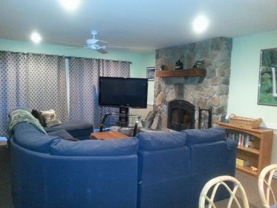 Photo for Hunter Mountain Townhouse at Scribner Hollow - sleeps  12