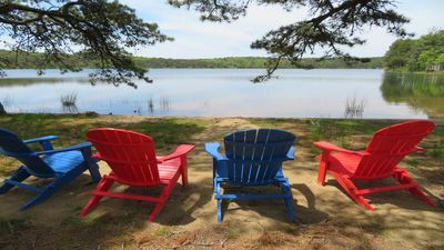 Photo for On Goose Pond- Pet Friendly- Wifi- Welcome to Long Camp!