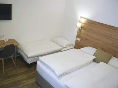 Photo for Standard Triple Room (Children under 12 years) - Hotel Kronenhirsch