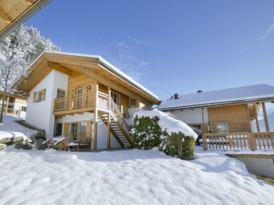 Photo for Luxury chalet 8-10 pers. in the beautiful ski area Zillertal Arena