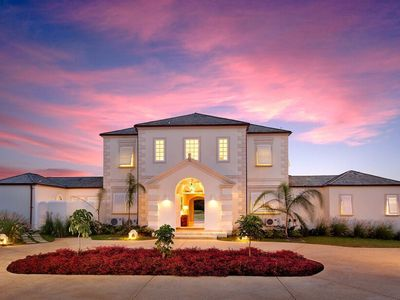 Photo for Stunning 6 bedroom villa within the Royal Westmoreland Golf Resort- Contact Us for the Best Rate